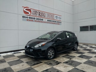 New 2019 Toyota Prius c L Hatchback in Erie PA