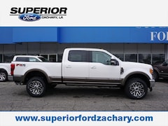 2019 Ford F-250 Lariat 4WD 6.75 Box Truck Crew Cab 1FT7W2BT8KED50207 for sale in Zachary, LA
