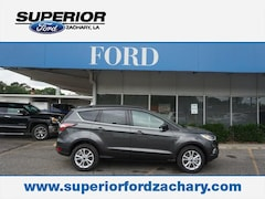 2018 Ford Escape SEL 4WD SUV for sale in Zachary, LA