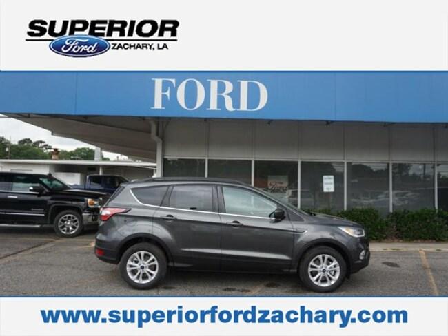 new 2018 Ford Escape SEL 4WD SUV For Sale/Lease Zachary LA