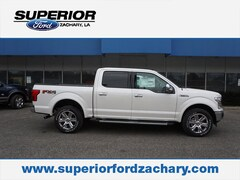 2019 Ford F-150 Lariat 4WD 5.5 Box Truck SuperCrew Cab 1FTEW1E49KFA42754 for sale in Zachary, LA