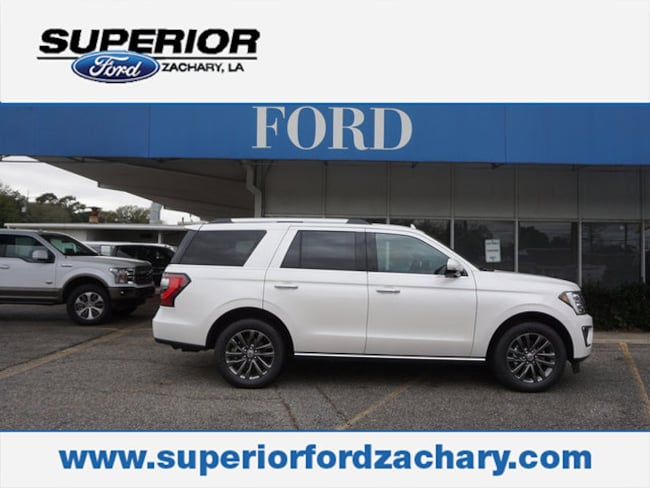 new 2019 Ford Expedition Limited 2WD SUV For Sale/Lease Zachary LA