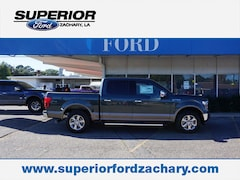 2018 Ford F-150 Lariat 2WD 5.5 Box Truck SuperCrew Cab 1FTEW1C52JKF86904 for sale in Zachary, LA
