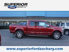 2018 Ford F-150 Lariat 2WD 5.5 Box Truck SuperCrew Cab 1FTEW1CG2JKF49708 for sale in Zachary, LA