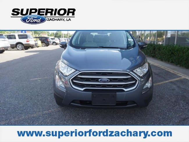 new 2018 Ford EcoSport SE FWD SUV For Sale/Lease Zachary LA