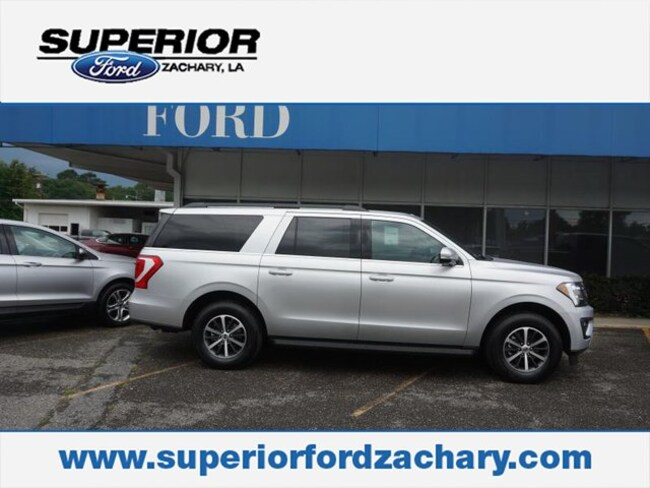 new 2018 Ford Expedition Max XLT 2WD SUV For Sale/Lease Zachary LA