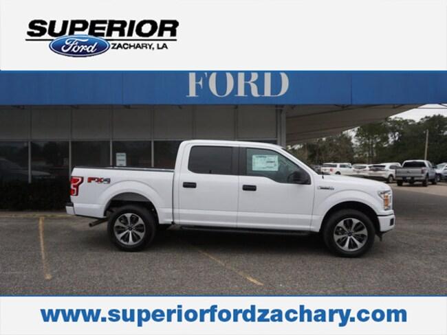 new 2019 Ford F-150 STX Truck SuperCrew Cab For Sale/Lease Zachary LA