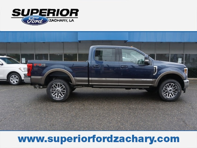 new 2019 Ford F-250 Lariat 4WD 6.75 Box Truck Crew Cab For Sale/Lease Zachary LA