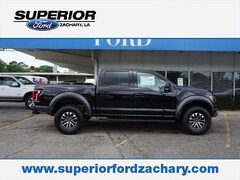 2019 Ford F-150 Raptor 4WD 5.5 Box Truck SuperCrew Cab 1FTFW1RG9KFB76639 for sale in Zachary, LA