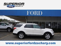 2019 Ford Explorer XLT FWD SUV 1FM5K7D87KGA36699 for sale in Zachary, LA