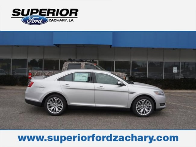 new 2018 Ford Taurus Limited FWD Sedan For Sale/Lease Zachary LA