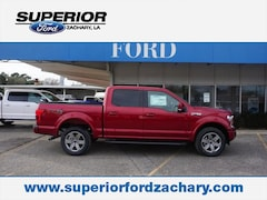 2018 Ford F-150 Lariat 4WD 5.5 Box Truck SuperCrew Cab 1FTEW1EG0JKC90701 for sale in Zachary, LA