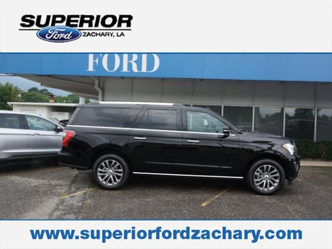 new 2018 Ford Expedition Max Limited 2WD SUV For Sale/Lease Zachary LA