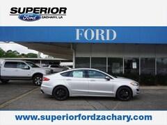 2019 Ford Fusion SE Sedan 3FA6P0HDXKR213396 for sale in Zachary, LA