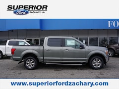 2019 Ford F-150 XLT 2WD 5.5 Box Truck SuperCrew Cab for sale in Zachary, LA