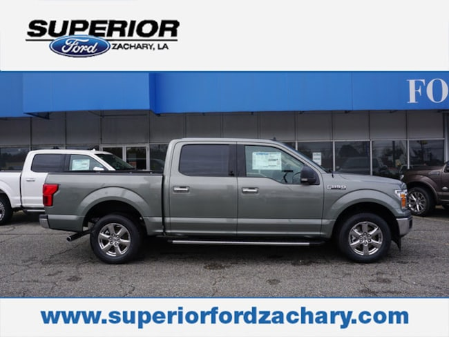 new 2019 Ford F-150 XLT 2WD 5.5 Box Truck SuperCrew Cab For Sale/Lease Zachary LA