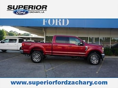 2018 Ford F-250 Lariat 4WD 6.75ft Box Truck Crew Cab 1FT7W2BT8JEC36089 for sale in Zachary, LA