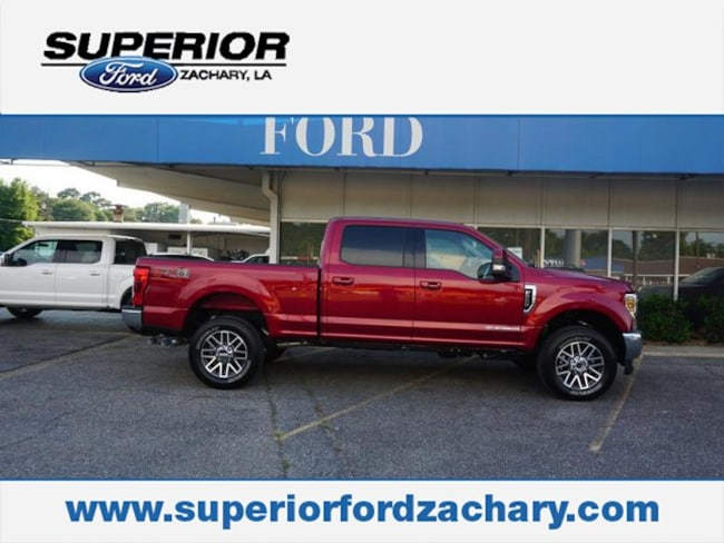 new 2018 Ford F-250 Lariat 4WD 6.75ft Box Truck Crew Cab For Sale/Lease Zachary LA
