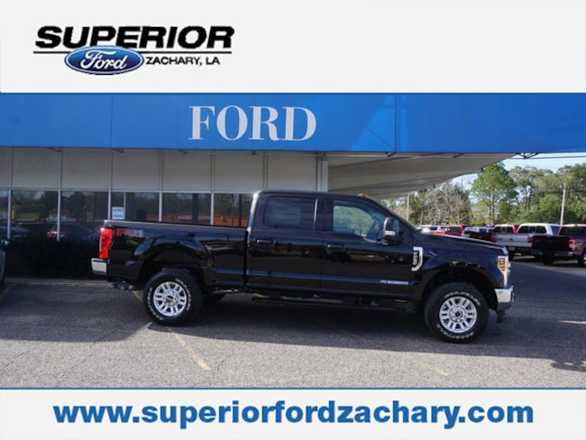 new 2019 Ford F-250 XLT 4WD 6.75 Box Truck Crew Cab For Sale/Lease Zachary LA