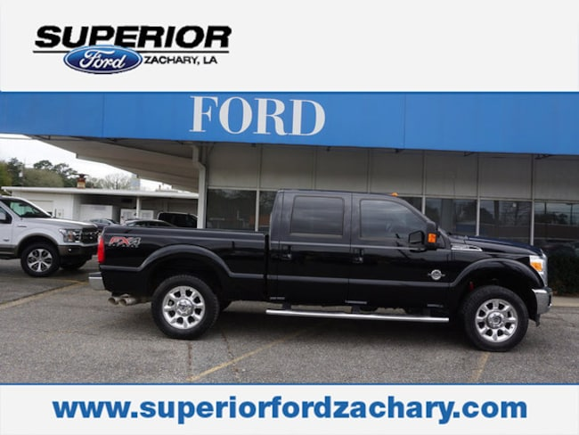 used 2016 Ford F-250 Lariat 4WD 156WB Truck Crew Cab for sale Zachary, LA