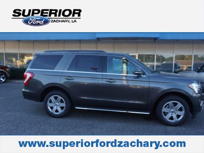 new 2018 Ford Expedition XLT 2WD SUV For Sale/Lease Zachary LA