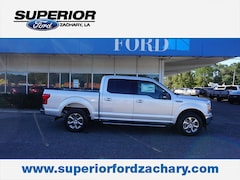 2018 Ford F-150 XLT 2WD 5.5 Box Truck SuperCrew Cab for sale in Zachary, LA