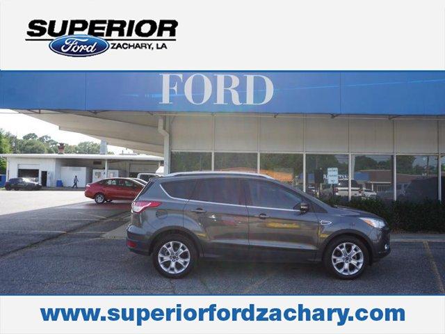 2016 Ford Escape Titanium FWD SUV