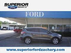 2016 Ford Escape Titanium FWD SUV 1FMCU0JX1GUB52591 for sale in Zachary, LA