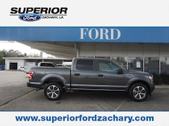 2019 Ford F-150 2WD Truck SuperCrew Cab 1FTEW1C55KFA52967 for sale in Zachary, LA