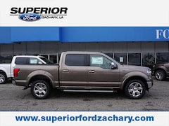 2019 Ford F-150 Lariat 2WD 5.5 Box Truck SuperCrew Cab 1FTEW1C47KKC00714 for sale in Zachary, LA