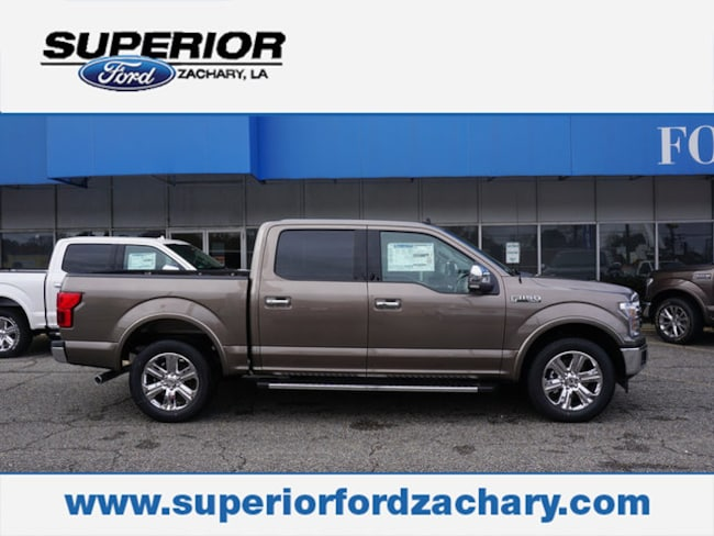 new 2019 Ford F-150 Lariat 2WD 5.5 Box Truck SuperCrew Cab For Sale/Lease Zachary LA