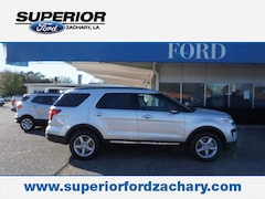 2019 Ford Explorer XLT FWD SUV 1FM5K7D87KGA03931 for sale in Zachary, LA