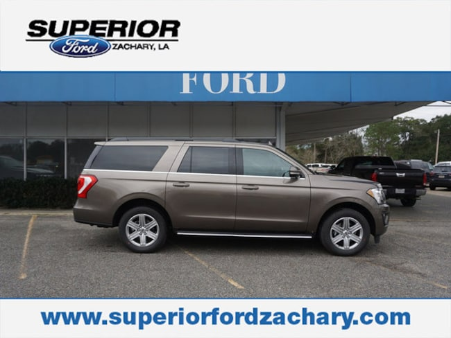 new 2019 Ford Expedition Max XLT 2WD SUV For Sale/Lease Zachary LA