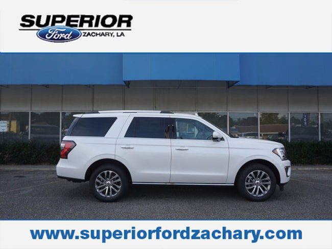new 2018 Ford Expedition Limited 2WD SUV For Sale/Lease Zachary LA