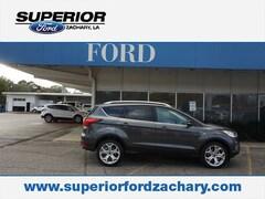 2019 Ford Escape Titanium FWD SUV 1FMCU0J93KUA11595 for sale in Zachary, LA
