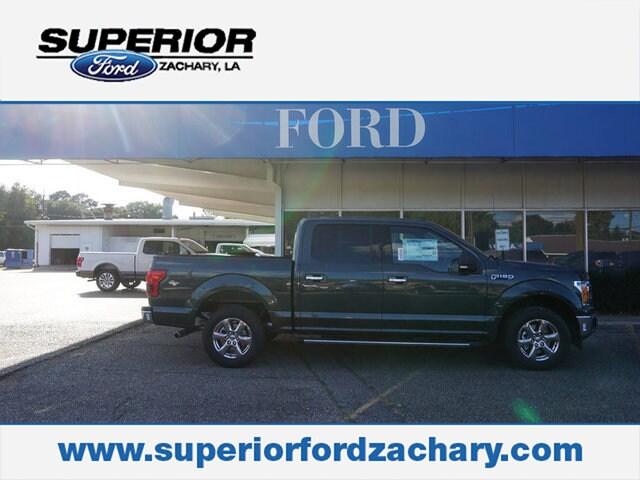 2018 Ford F-150 XLT 2WD 5.5 Box Truck SuperCrew Cab