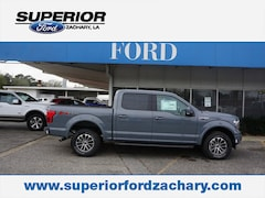 2019 Ford F-150 Lariat 4WD 5.5 Box Truck SuperCrew Cab 1FTEW1E49KFA07020 for sale in Zachary, LA