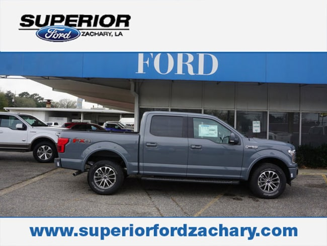 new 2019 Ford F-150 Lariat 4WD 5.5 Box Truck SuperCrew Cab For Sale/Lease Zachary LA