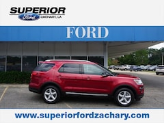 2018 Ford Explorer XLT FWD SUV 1FM5K7DH0JGB84689 for sale in Zachary, LA