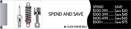 Spand And Save Service Coupon, Superstition Springs Lexus