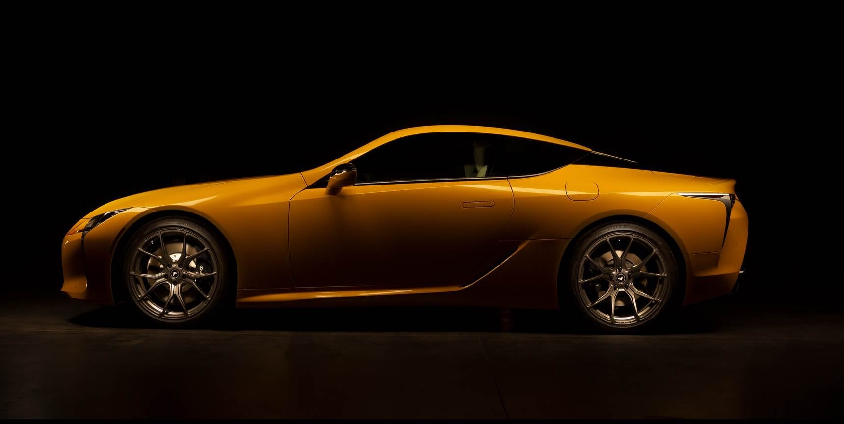 2019 Lexus LC500 Inspiration Series Exterior
