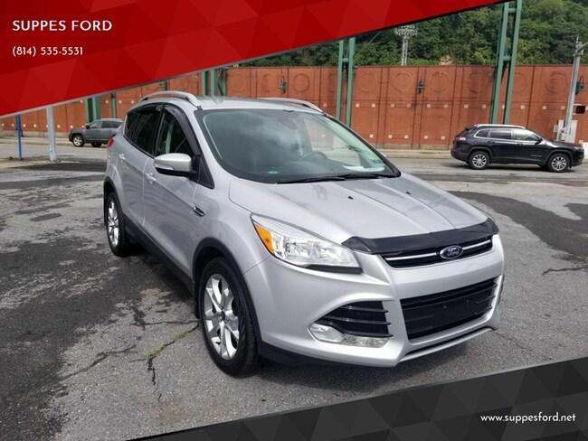 2014 Ford Escape Titanium AWD 4dr SUV SUV
