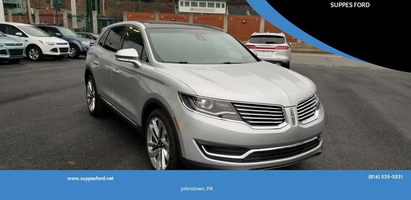 2017 Lincoln MKX Reserve AWD 4dr SUV SUV