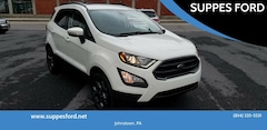 2018 Ford EcoSport SES AWD 4dr Crossover Wagon