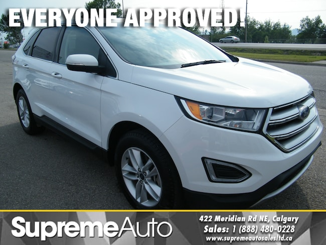 2015 Ford Edge SEL AWD/B.CAM/H.SEATS SUV