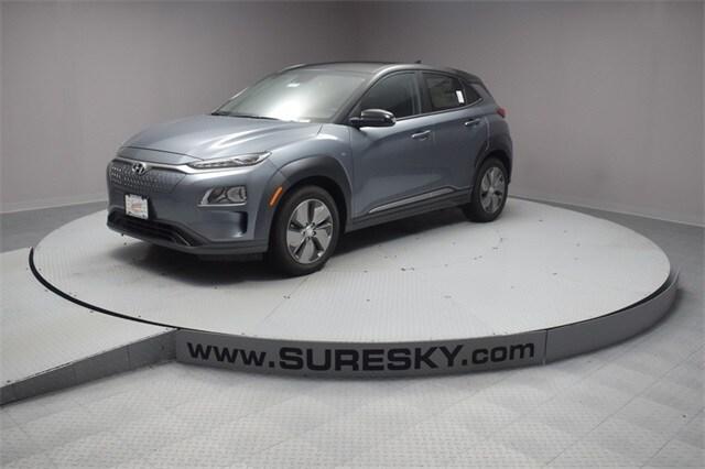 New 2019 Hyundai Kona EV For Sale at Suresky Hyundai | VIN