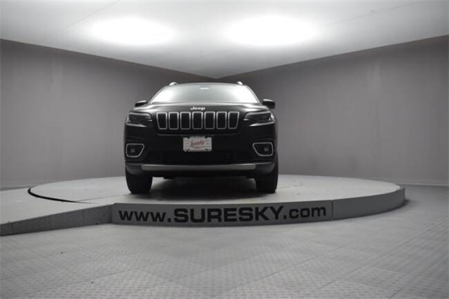 New 2019 Jeep Cherokee For Sale at Suresky Hyundai | VIN