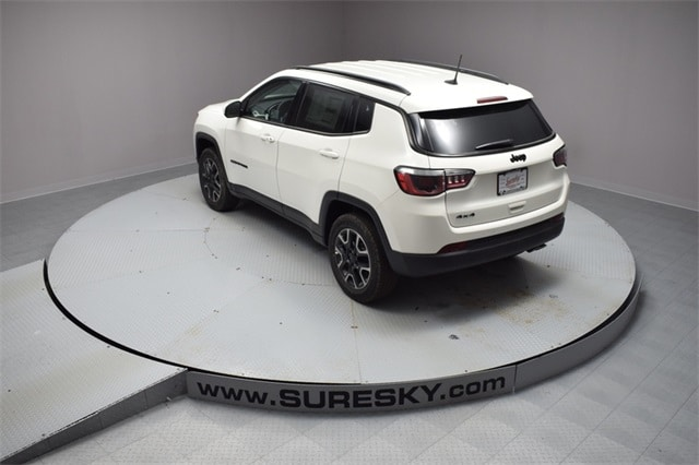 New 2019 Jeep Compass For Sale at Suresky Hyundai | VIN