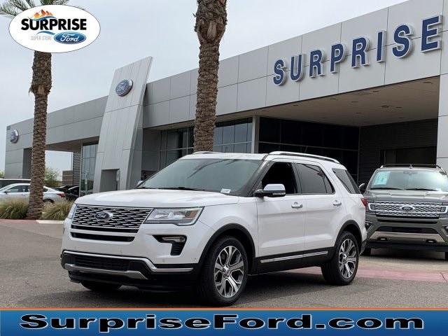 Ford Dealer | New & Used Cars | Surprise, Glendale & Phoenix, AZ