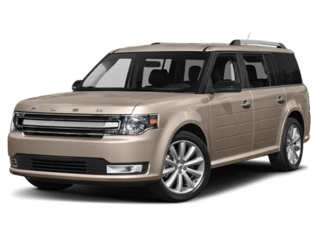 2019 Ford Flex Limited w/EcoBoost SUV